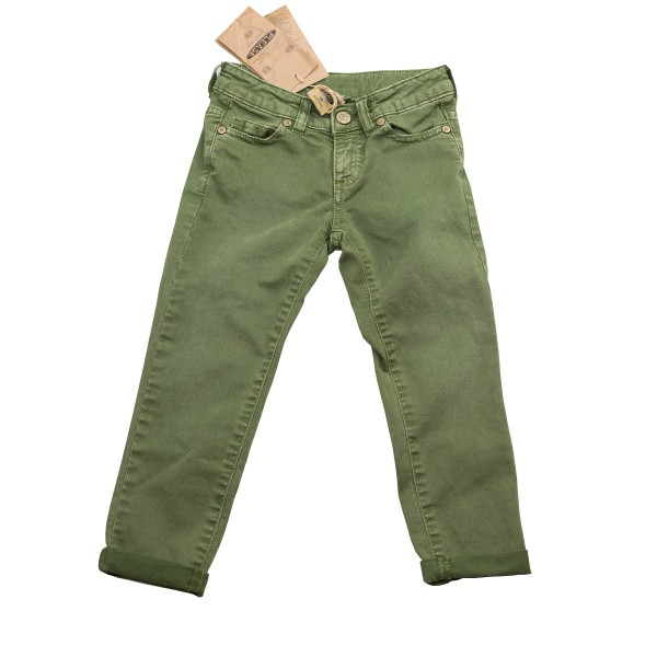 Coole Color-Jeans für Girls von Please Kids in Bottiglia
